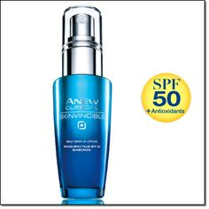 Avon Anew Skinvincible is amazing! No dyes and no fragrances! I have eczema and my skin felt amazing after I used it! Try it now! www.youravon.com/crapson