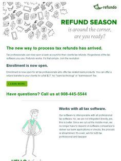 Refund Season