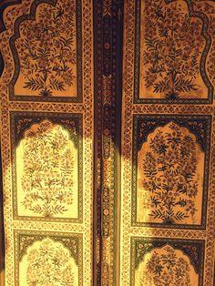 Light and shadow, Hawa Mahal, Jaipur, Rajashtan. India