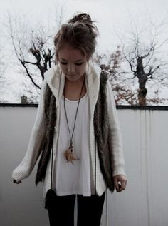 Hipster Girls Fashion Tumblr Winter 2015-2016 | MyFashiony