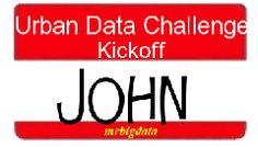 John Watson - Data Visualization Group in Bay Area (San Francisco, CA) - Meetup #bigdata #urbandatachallenge