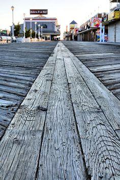 The Boardwalk Ocean City, Maryland