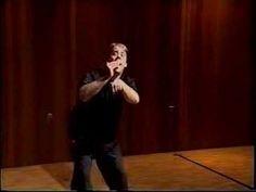 "Keith Wann - ASL Comedian ""Wrong ASL"""