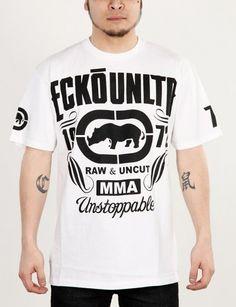 Canada Goose victoria parka replica shop - NEW! Ecko Unltd Stomp T Shirt Real Black Reg. Price $28.50 Sale ...