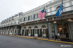 Bourbon Orleans Hotel (MY #1 pick. Balcony room ideal)