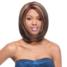 """Outre Synthetic Lace front Wig L Part Natural Yaki 12"""""""