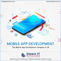 Dawnit Services Limited is a #mobileappdevelopmentcompany in #london, #UK. We make creative and advanced #mobileappsolutions for your business. #appdevelopmentcompany #mobileappdevelopment #mobileapps #mobileapplication Mobile App Development Companies, Theta, Mobile Application, Digital Marketing, London, Business, Creative, Ideas, Business Illustration