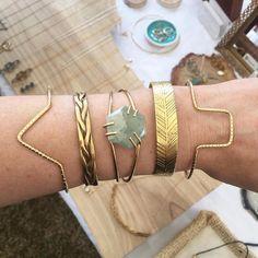 """✜ @paradigm_design ✜ Handmade minimally bohemian jewelry Made in Long Beach CA  ↠ Shop:  Shopparadigmdesign.com ↠ Follow: @paradigm_design ✔️"""