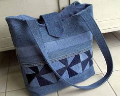 recycled jeans bags                                                                                                                                                      More