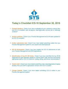 ICD 10 Checklist Medical Billing company ISYS.jpg
