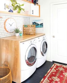 See more images from laundry room envy for people who still use quarters  on domino.com