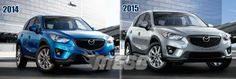 2015 Mazda CX-5 changes... Most Expensive Sports Car, Sports Car Brands, World Images, Mazda, Dream Cars, Change