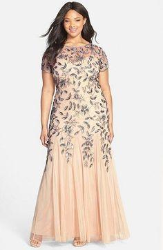 25 Elegant Plus Size Dress Ideas For Wedding Guest