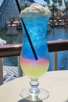 Disneyland's Secret Cocktail #HappiestHour