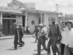 CHÙM ẢNH: Lãnh tụ Fidel Castro và câu nói 'Vì Việt Nam Cuba sẵn sàng hiến dâng cả máu của mình'