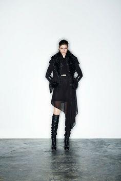 McQ Alexander McQueen | Fall 2014 Ready-to-Wear Collection | Style.com [Photo: Courtesy of McQ Alexander McQueen]