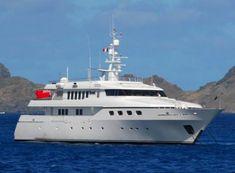 Bono's New Luxury Yacht