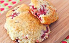 scones de fresa , son tan DELICIOSOS que no podrás parar de comerlos - IMujer