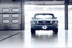 Mustang 66' GT