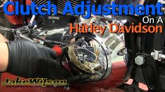 Want to learn how to adjust the clutch cable on your Harley Davidson?  We'll take you through the steps and help you out along the way!