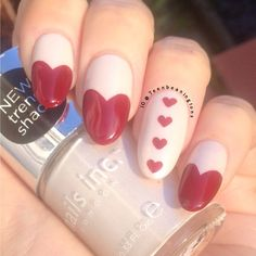 Valentines day nails ❤️