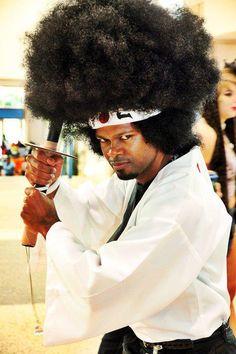 Afro Samurai. Curated by Suburban Fandom, NYC Tri-State Fan Events: http://yonkersfun.com/category/fandom/