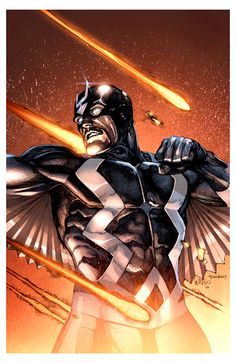 Black Bolt by ~torner