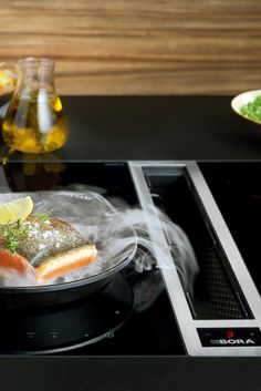 BORA Kochfeldabzug: Preis, Leistung, Reinigung Und Mehr Zum Kochfeld Mit  Dunstabzug Nach Unten