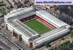 Anfield Road, Liverpool