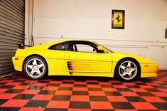 1994 Ferrari 348 Challenge for sale Ferrari 348, Harley Davison, Roll Cage, Car Images, Red Heads, Garage Ideas, Manual Transmission, Luxury Cars, Cool Cars