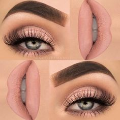 Every day soft pink  @makeupthang