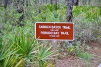 Trailhead ::Tarkiln Bayou Trail