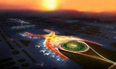 Nuevo aeropuerto capitalino será de los tres más grandes del mundo