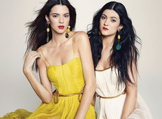 Kendall and Kylie Jenner Cover Marie Claire Mexico, Talk Career Ambitions and Being Famous Teens