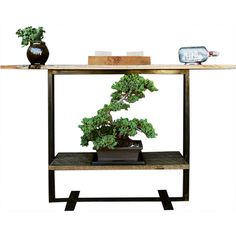surfridge design Reclaimed Barn Wood Console Table ($550) ❤ liked on Polyvore featuring home, furniture, tables, accent tables, reclaimed wood console table, recycled wood table, salvaged wood furniture, shelving furniture and patina furniture