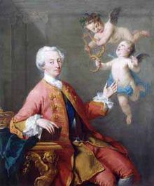 Frederick (1707 - 1751). Prince of Wales from 1729 to his death in 1751. He married Augusta of Saxe-Gotha and had many children. He had a horrible relationship with both his parents.