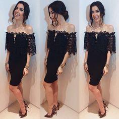 Today's look ✨✨✨ Vestido @lojaamandabrasil + scarpin @louboutinworld #ootd #lookdodia #lojaamandabrasil