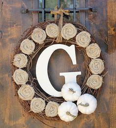 30 DIY fall wreaths by faye