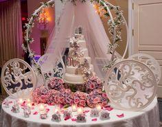 Pink Quinceanera Cake By Pasteliciousbyjazz Cakesdecorcom