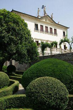 Villa Valmarana, Vicenza, Italy