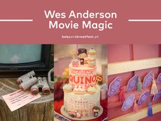 Birthday Bash, Girl Birthday, Wes Anderson Movies, Snow White Costume, Traditional Cakes, Tropical Vibes, High Tea, Nursery Rhymes, Party Planning