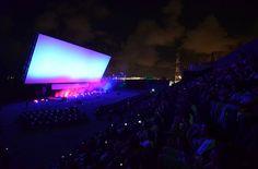 Recife recebe festival de cinema e música ao ar livre