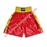 Ref. No: 12014 Product Name:Boxing Shorts Detail Kick Boxing Shorts, Mad of Supper Fine Satin, All Colors and Sizes available.