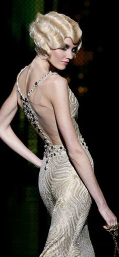 Zuhair Murad's Fall/Winter couture  | More here: http://mylusciouslife.com/photo-galleries/historical-style-fashion-film-architecture/