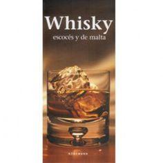 WHISKY - Escocés y de Malta Livro essencial para proprietários de bares e restaurantes, e também a todos os interessados em whisky escocês e de malta. Mais de 200 marcas e variedades de whisky escocês são apresentadas em fichas, com informações sobre aromas, sabores, destilarias, graduação alcoólica, elaboração e história. Título Original: Single Malt & Scotch Whisky Autor: Daniel Lerner Tradutor: Imma Garcia Orriols Editora: Könemann