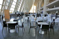 REX Catering en el Museo de Ciencias de Valencia
