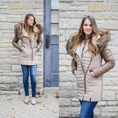 How drool worthy is this @rudsak coat I snagged from @freedsisfashion ?! Stop by this Friday or Saturday to view their entire Fall 2015 collection and get 20% the store! Another bonus? Try on a pair of the new  @mavicanada Mavi Gold Denim line for a chance to win your very own pair (I am totally obsessed with how soft they are)  I will be stopping by to @freedsisfashion on Friday after work. Will I be seeing you there? #yqg