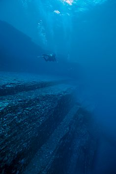 Majestic Diving Photography that will Give You Scuba Thirst Yonagunis mysterious and massive underwater ruins