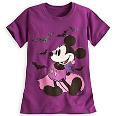 595e4153 Halloween Costumes, Accessories & Decorations | shopDisney. Mickey Mouse  OutfitMickey Minnie MouseTees For WomenShirts For GirlsDisney Themed Outfits Vampire ...