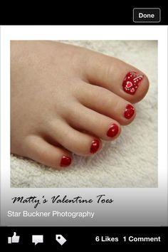 Valentine nail art Valentine Nails Find us on: www.facebook.com/NeoNailPL